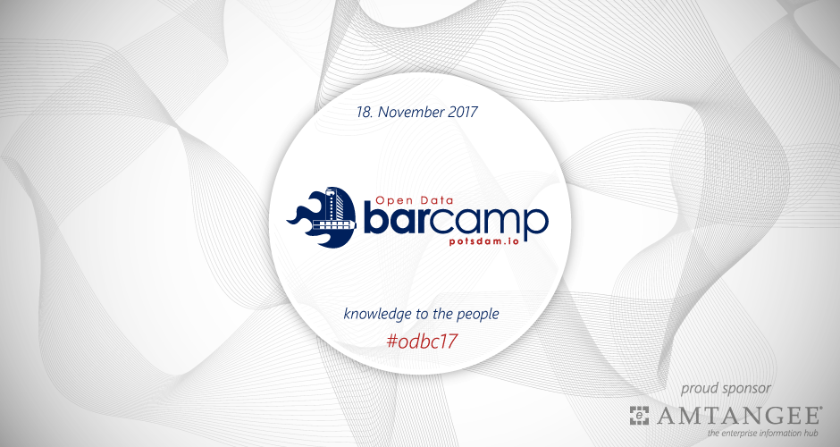 Open Data Barcamp Potsdam 2017